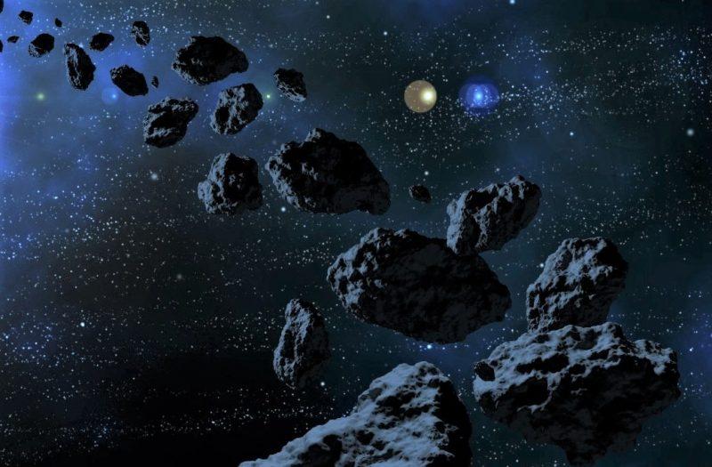 Cinturón De Asteroides Qué Es Origen Ubicación Características Planetas