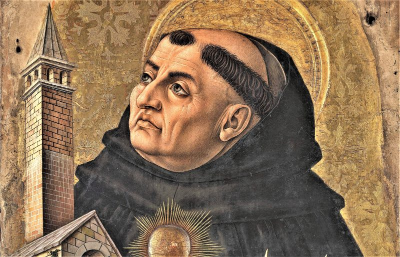 Santo Tomás De Aquino Quién Fue Biografía Pensamiento