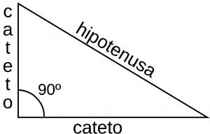 Triangulo rectángulo
