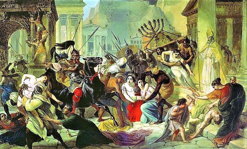 Caída del Imperio romano | Qué fue, resumen