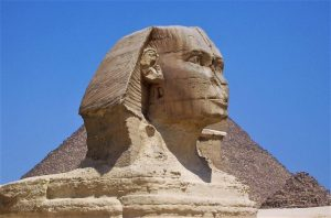 The Egyptian art