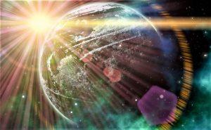 Radiación cósmica