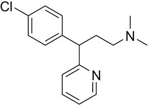 Chlorphenamine