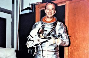 Alan Shepard Quién fue, biografía, muerte, carrera espacial, educación, frases