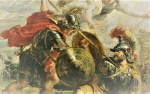 Aquiles Quién fue, características, historia, cualidades, descripción Troya