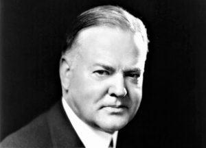Herbert Hoover Quién fue, biografía, qué hizo, presidencia, ideología, obras