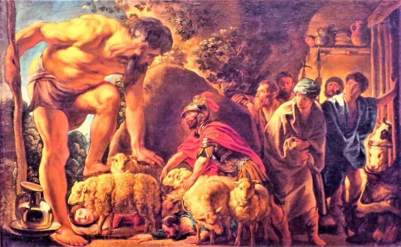 Polifemo | Quién fue, características, historia, descripción | Galatea,  Ulises