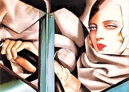 Tamara de Lempicka Quién fue, biografía, características, técnica, obras