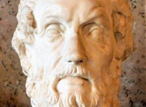 Homero Quién fue, biografía, vida, obra, frases, estilo, características