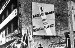 Plan Marshall Qué fue, características, causas, consecuencias, aplicación