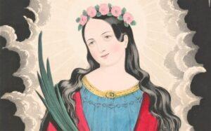 Santa Filomena Quién fue, historia, milagros, canonización, oración