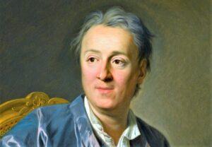 Denis Diderot Quién fue, biografía, pensamiento, teorias, aportaciones