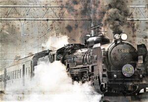 Máquina de vapor Qué es, características, historia, partes, para qué sirve