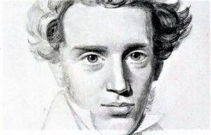 Søren Kierkegaard Quién fue, biografía, pensamiento, teorias, aportaciones