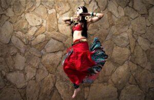 Danza árabe