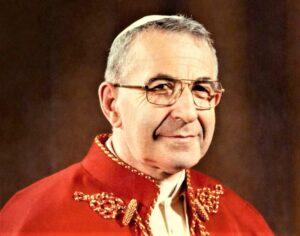 Juan Pablo I | Quién fue, biografía, pontificado, muerte, canonización