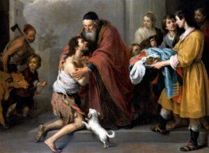 Parábola del hijo pródigo Resumen, personajes, enseñanza, explicación