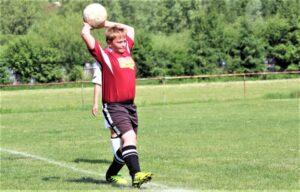 Saque de banda | Qué es, características, origen, reglas | Fútbol, balonmano