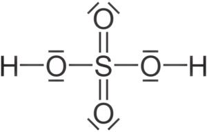 Ácido sulfúrico Qué es, características, estructura, propiedades, usos, beneficios