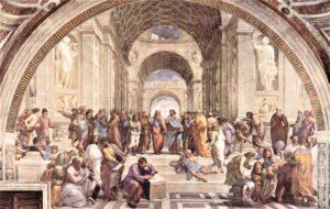Filosofía antigua | Qué es, características, historia, temas, problemas, escuelas