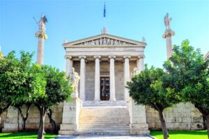 Filosofía griega | Qué es, características, etapas, temas, problemas, escuelas