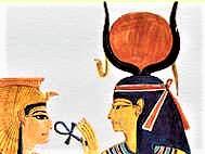 Hathor | Quién fue, características, de qué era dios, poder, mito, templos