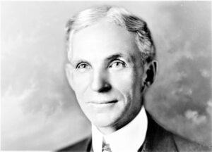 Henry Ford | Quién fue, qué hizo, biografía, inventos, modelo T, cadena de montaje