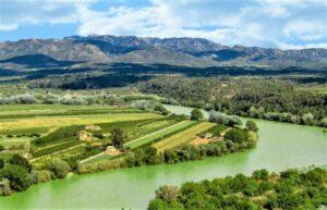 Río Ebro Qué es, características, recorrido, afluentes, nacimiento, fauna
