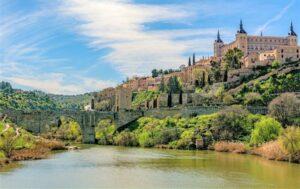 Río Tajo Qué es, características, recorrido, afluentes, nacimiento, fauna