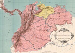 Virreinato de nueva Granada | Qué fue, características, historia, causas, consecuencias