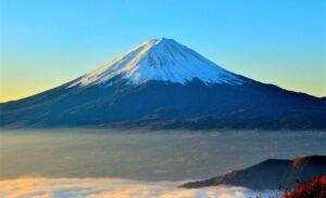 Monte Fuji | Qué es, características, ubicación, formación, erupciones, fauna