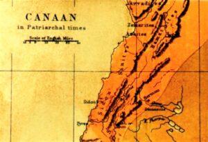 Canaán | Qué fue, características, historia, ubicación, arte | En la Biblia