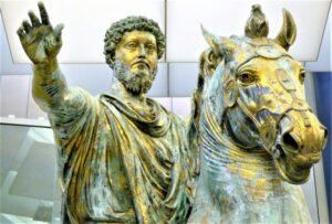Marco Aurelio | Quién fue, biografía, pensamiento, estoicismo, aportaciones