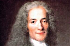 Voltaire | Quién fue, biografía, pensamiento, aportaciones, obras, frases