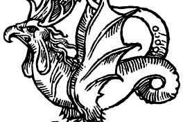 Basilisco | Qué es, características, origen, mito, simbología, representación