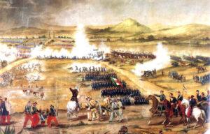 Batalla de Puebla | Qué fue, características, participantes, resumen, causas