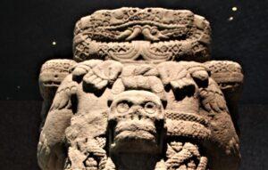 Coatlicue | Quién fue, características, historia, poder, función, templos