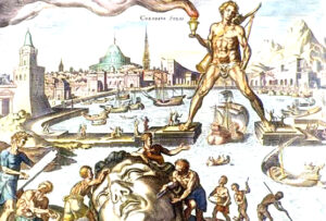 Coloso de Rodas | Qué es, características, historia, ubicación, destrucción