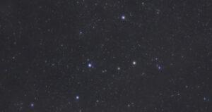 Constelación Casiopea | Qué es, características, ubicación, estrellas, observación