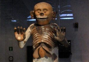 Mictlantecuhtli | Quién fue, características, historia, función, poder, cómo se representa