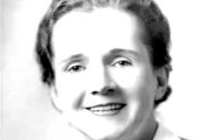 Rachel Carson | Quién fue, biografía, aportaciones, descubrimientos, frases