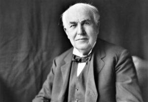 Thomas Alva Edison Quién fue, biografía, aportaciones, inventos, educación