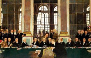 Tratado de Versalles | Qué fue, características, consecuencias, historia, causas